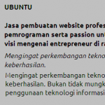 Font-Font Pilihan Untuk Website Anda