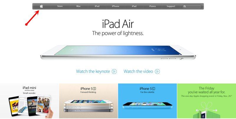 apple-example-web-desain