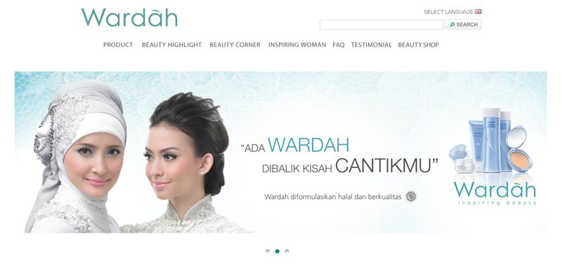 wardah-example-web-desain