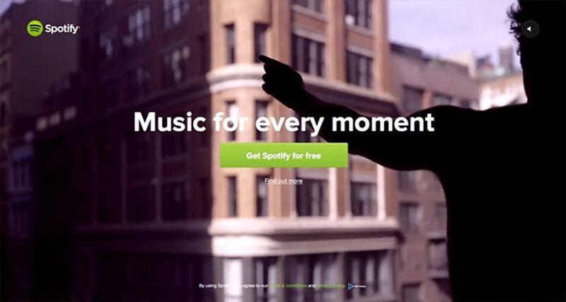 14-website dengan video background