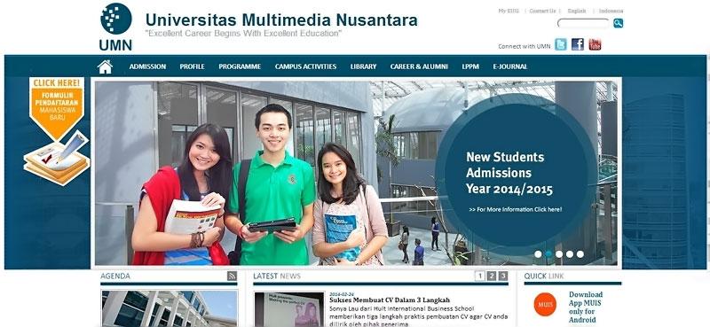20 desain website terbaik kampus indonesia 12