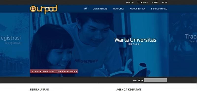 20 desain website terbaik kampus indonesia 2