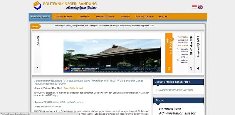 20 desain website terbaik kampus indonesia 21