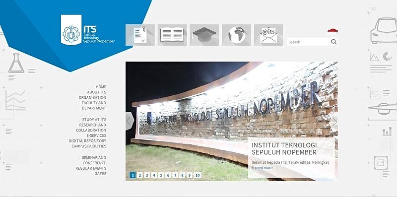 20 desain website terbaik kampus indonesia 3