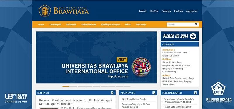 20 desain website terbaik kampus indonesia 4