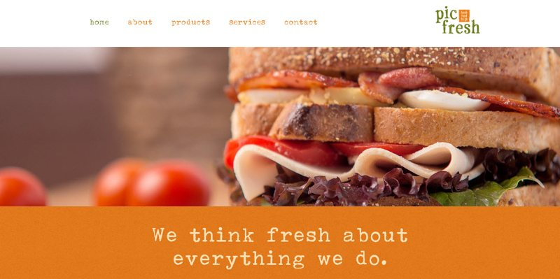 desain-website-kuliner-pict-fresh