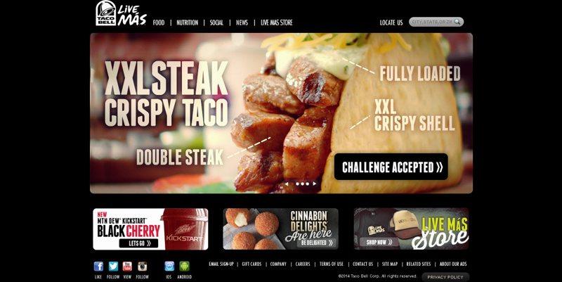 desain-website-kuliner-tacobell