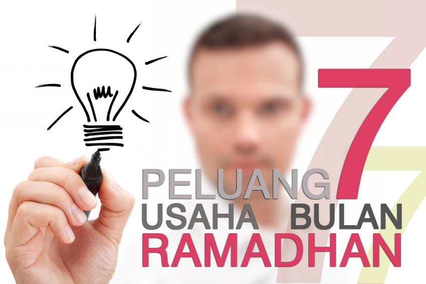 9 Peluang Usaha Di Bulan Ramadhan | BMT PRIMADANA