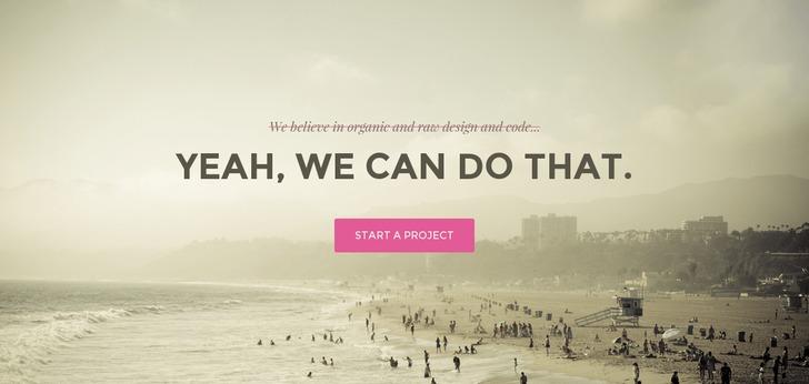 Single Page Web Design altolabs