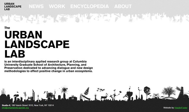 black and white The-Urban-Landscape-Lab