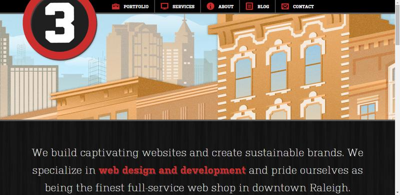 typhography web design 3