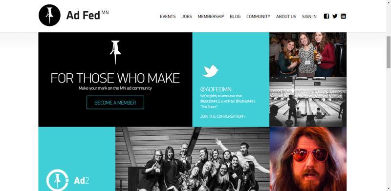 typhography web design adfed