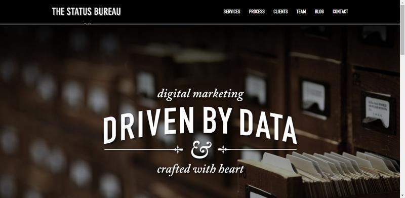 typhography web design bureau