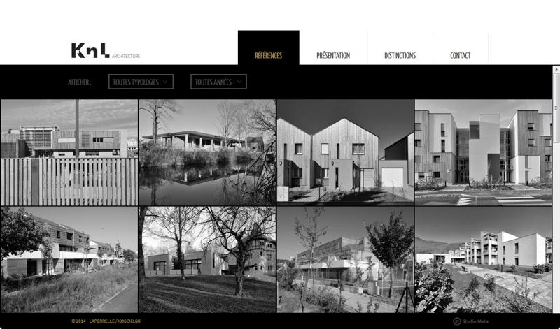 inspirasi desain web real estate - .knlarchitecture