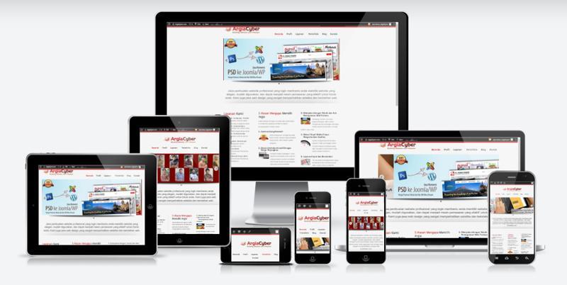 responsive web design test argiacyber