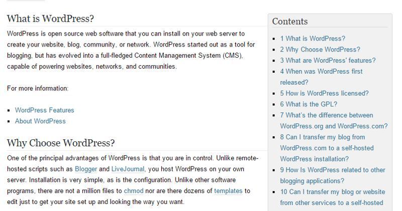 mengapa wordpress