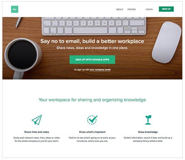 konsistensi desain website