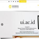 20 Desain Website Terbaik Universitas Di Indonesia Tahun 2016