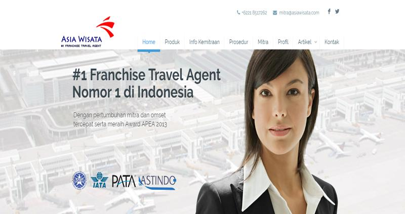 6Franchise Travel Agent 1 Indonesia