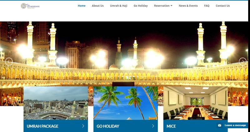 UDACSHolidays.co.id We Deliver Your Expectation