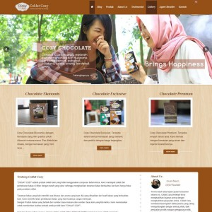 web-profil-coklat-cozy