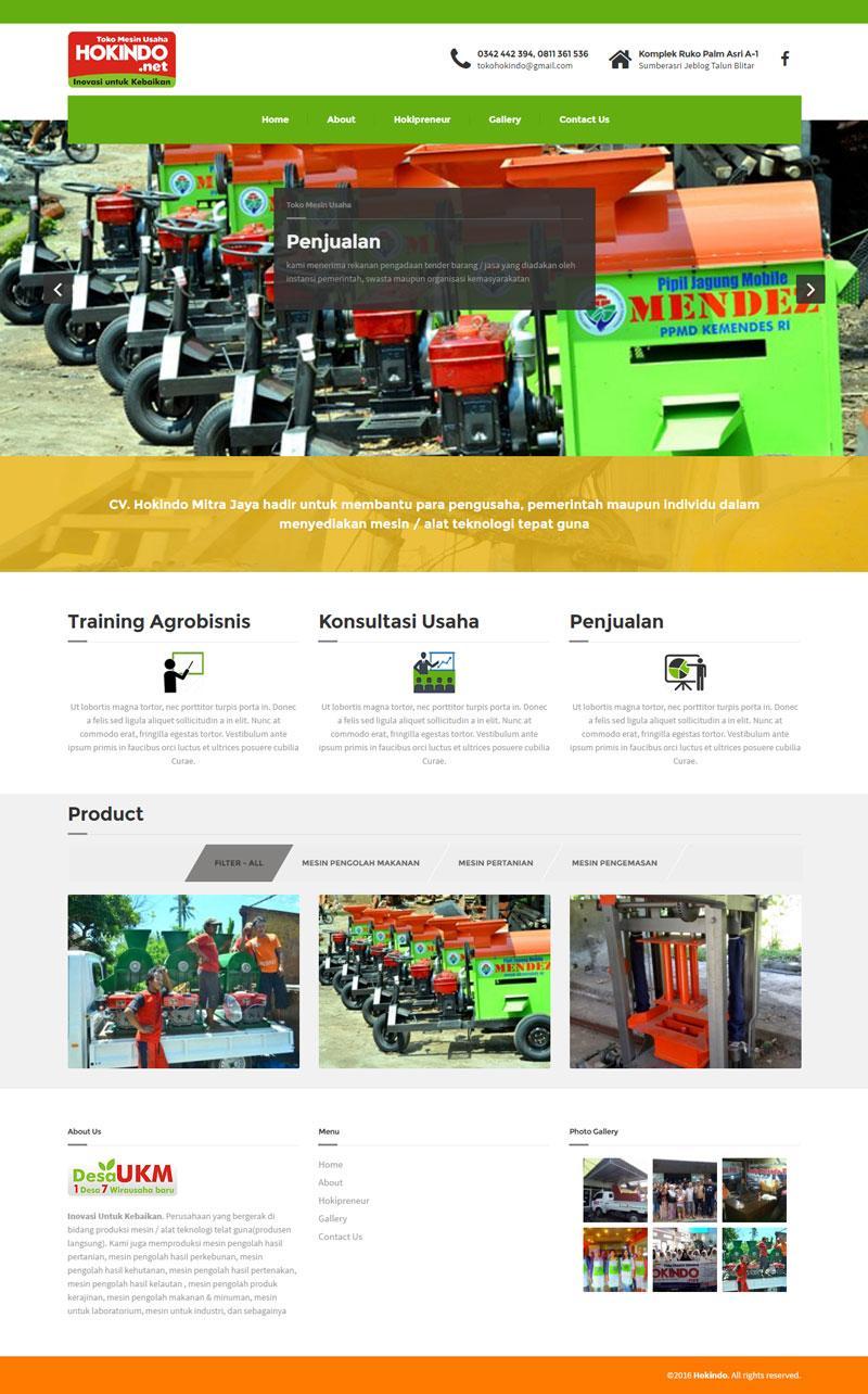 web-profil