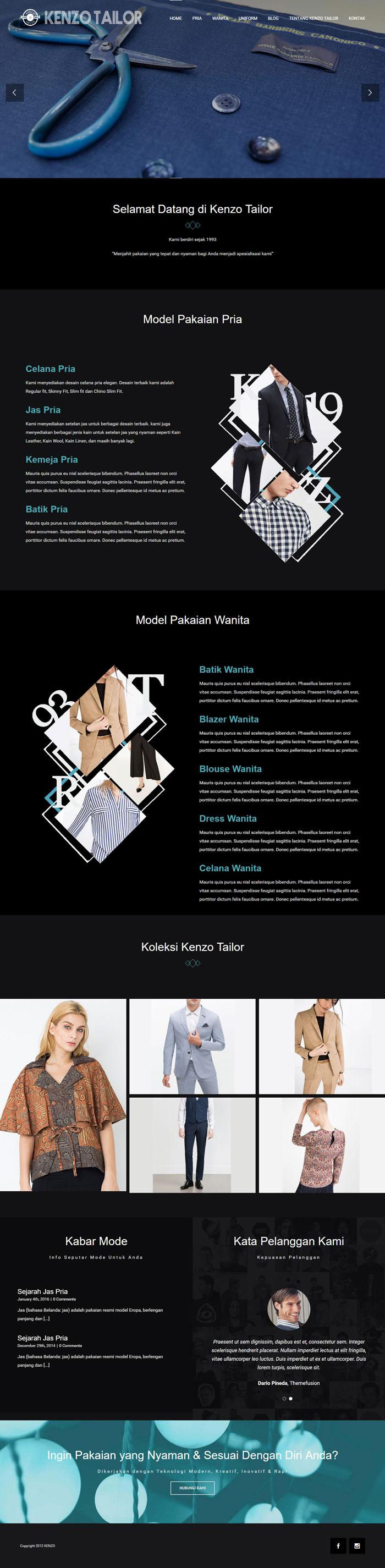 web-profil-tailor-kenzo