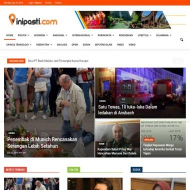 Web Portal Inipasti.com