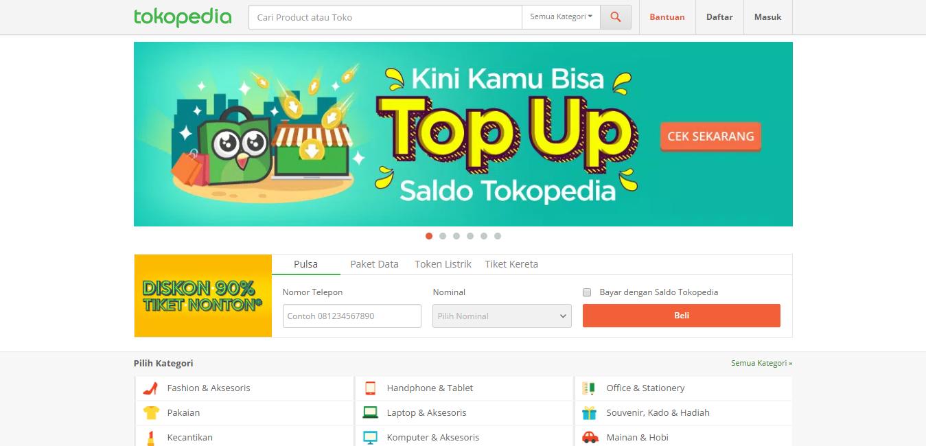 E Commerce Terbaik Di Indonesia Argiacyber Com